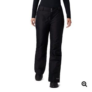 Columbia - Omni Heat Insulated Snow Pants Black S